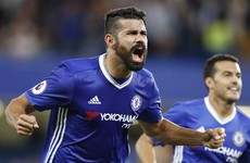 Costa strikes late to get Conte's Chelsea tenure off to winning start