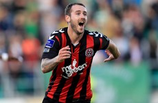 Late drama sees Bohemians overcome 10-man Sligo