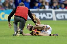 Michael Fennelly ruled out of All-Ireland final with ruptured Achilles tendon