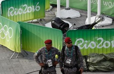 Seven injured in Rio after overhead camera falls at Olympic Park