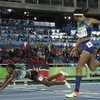 Shaunae Miller snatches Olympic glory from Allyson Felix by diving over the line