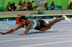 This Olympian became a meme when she loafed herself across the finish line to win gold