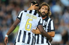 Pirlo slams English paper for 'interview' in which he allegedly trolls Man United