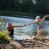People are going to be allowed swim in the lake at Electric Picnic this year