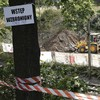 Explorers in Poland dig for 'Nazi train filled with gold'
