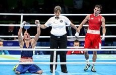 'We kind of embarrassed the AIBA at the start and maybe we're being punished for that'