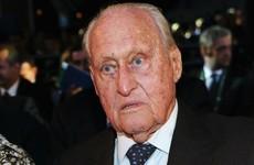 Former Fifa president Havelange dies at 100