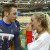 That's what you call a power couple: Kenny's keirin triumph makes it 10 golds for him and Trott