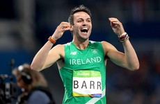 'One of the greatest Irish performances' - Stunning Thomas Barr reaches 400m hurdles final