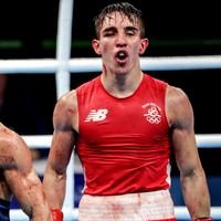 The numbers don't lie! Stats back up claim that Michael Conlan was robbed