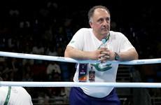 Zaur Antia 'very confident' that he's the man to lead Irish boxing