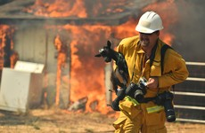 More than 82,000 flee California fires as state of emergency declared