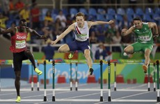 VIDEO: Relive Thomas Barr's incredible display in the 400m hurdles semi-final