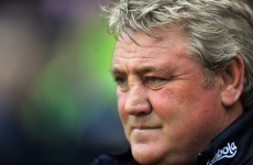 End of the road for Steve Bruce at Sunderland