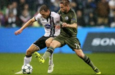 As it happened: Dundalk v Legia Warsaw, Champions League play-off first leg