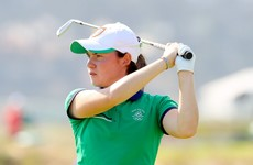 Despite a birdie on the opening hole, Leona Maguire didn't have the day she wanted in Rio