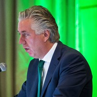 FAI nails its colours to the mast and backs Ceferin to replace Platini as Uefa boss
