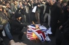 France recalls ambassador to Iran