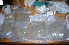 All in an afternoon: Almost €750,000 worth of drugs seized in Dublin and Limerick