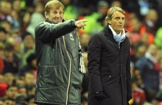 Liverpool to face City in Carling Cup semi-final