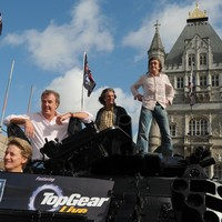 A year after their Top Gear walkout, its former stars are having no trouble raising cash