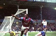 Police officers placed under investigation over death of former Aston Villa striker