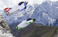 Two men die in base jumping accidents in Switzerland