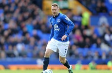 Aiden McGeady at another crossroads as Ronald Koeman says he has no future at Everton
