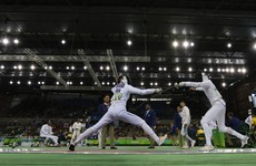 19 fencing wins gives Natalya Coyle solid start in modern pentathlon