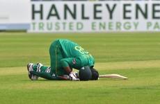 Ireland thrashed by Pakistan in Malahide one-dayer