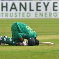 Ireland thrashed by Pakistan in Malahide one-dayer