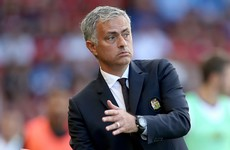 Mourinho 'expects a correct pass', not fireworks on Pogba debut
