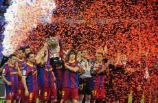 Barca stars dominate FIFA World XI shortlist