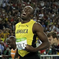 Usain Bolt reckons his opponents are too slow
