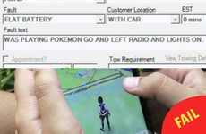 This Waterford driver had to be rescued by the AA after Pokémon Go left them stranded