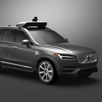 Volvo and Uber join forces to get to the future faster
