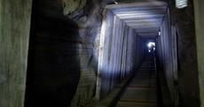 In pictures: Huge drug smuggling tunnel discovered between US and Mexico