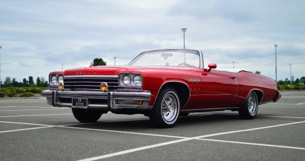 Dream car of the week: Buick LeSabre Custom Convertible