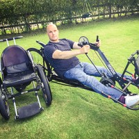 'The test is just the evidence of what you do in training' - Mark Pollock on his next challenge