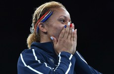 France's Estelle Mossely takes gold in Katie Taylor's lightweight division