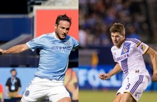 A litany of high-profile stars clash in MLS tonight - with two frenemies coming face to face