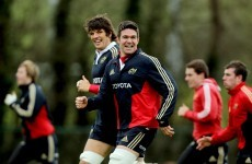 Ulster and Connacht name teams, as Munster prepare for Ospreys test