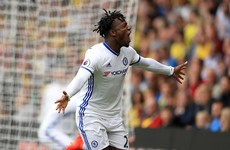 Late goals from Batshuayi and Costa sees Chelsea past Watford