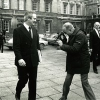 In photos: Memorable Budget days of the past