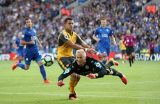 Top two from last season remain winless as Leicester and Arsenal play out dour stalemate