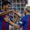 Suarez and Messi pick up where they left off as Barcelona crush Betis 6-2