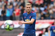 Loan ranger! Man United striker Wilson heads to Championship club for the season