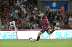 Ian Madigan kicks 5 penalties to guide Bordeaux to win over Racing on Top 14 debut