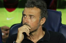 Luis Enrique marvels at 'near perfect' Barcelona