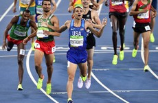 American Centrowitz stuns favourites for 1500m gold